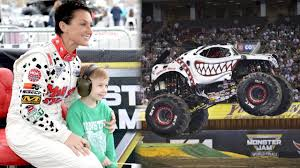 Monster Jam-racing Mom Shows Girls They Can Do Anything   Fox News Review Monster Jam At Angel Stadium Of Anaheim Macaroni Kid Truck Bigwheelsmy Keeping A Safea Look How The Mtra Ensures A Safe Event Simmonsters Triple Threat Amalie Arena August 25 Ticket Giveaway Story Wjzy Hooked Truck Home Facebook Monsterjam Is Coming To Biloxi Meet Driver And Enter Win Sacramento Series Opening Night Monsters Monthly Photography Jamracing Mom Shows Girls They Can Do Anything Fox News