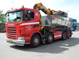 Crane For Construction - Precast Crane - Effer Truck Cranes