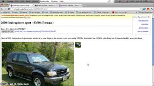 Craigslist Cars & Trucks For Sale By Owner Alabama ✓ Volkswagen Car