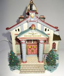 Lemax Halloween Village Ebay by How To Set Up The Ultimate Christmas Village Ebay