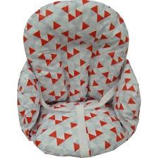 chaise haute comptine coussin de chaise sangle de securite comptine pas cher à prix auchan