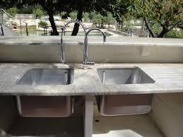 aménagement cuisine d été aménagement cuisine d été en et granit cheminée en à
