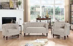Alcott Hill Kelty 3 Piece Living Room Set & Reviews | Wayfair