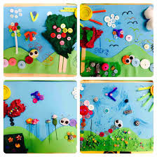 Recycled Vegetable Unit Prek Classroom Bulletin Boards Garden Art Projects For Preschoolers