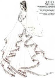 De 33 Basta Bridal Sketches Bilderna Pa Pinterest