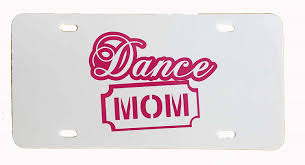 100 Auto And Truck Outfitters Amazoncom WickedGoodz Custom Dance Mom License Plate Vanity Sign