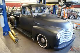 1951 CHEVY TRUCK 3100 RAT ROD *****