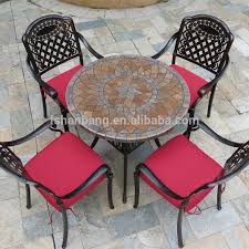 table ronde mosaique fer forge grossiste table ronde mosaique fer forgé acheter les meilleurs