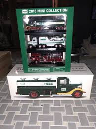 2018 Hess Mini Collection Trucks+2018 Hess Collectors 85th ... Belgrade Serbia December 26 2015 Carousel Stock Photo Edit Now Gallery Eaton Mini Trucks Mini Trucks Hess Ten Miniature Hess Trucks New In The Boxes 2600 Toy Model Figure Cars Miniature For Sale Used 4x4 Japanese Ktrucks Gr Imports Llc 1992 Suzuki Carry Dump Truck Youtube Guiloy Spain Ford Fire Die Cast Metal Scale Heil Garbage Rear Loader