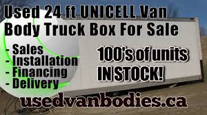 UNICELL, Used 24 Ft. Unicell Dry Freight Truck Body Van Box, Toronto ... Used Truck Bodies For Sale Unicell Used 24 Ft Unicell Dry Freight Truck Body Van Box Toronto Used Mickey Insulated With Reefer For Sale Steel Flatbed Truck Bodies For Sale Best Resource Work Ready Trucks Stellar 7621 Crane Bed Clean Scania 93 15 Tonnage Container Bodyfor Am Haire Van Body In New Jersey 11314 16 Ft Truckbody New Warren Alinum 20 Bulk Feed Body Moser Motor Sales