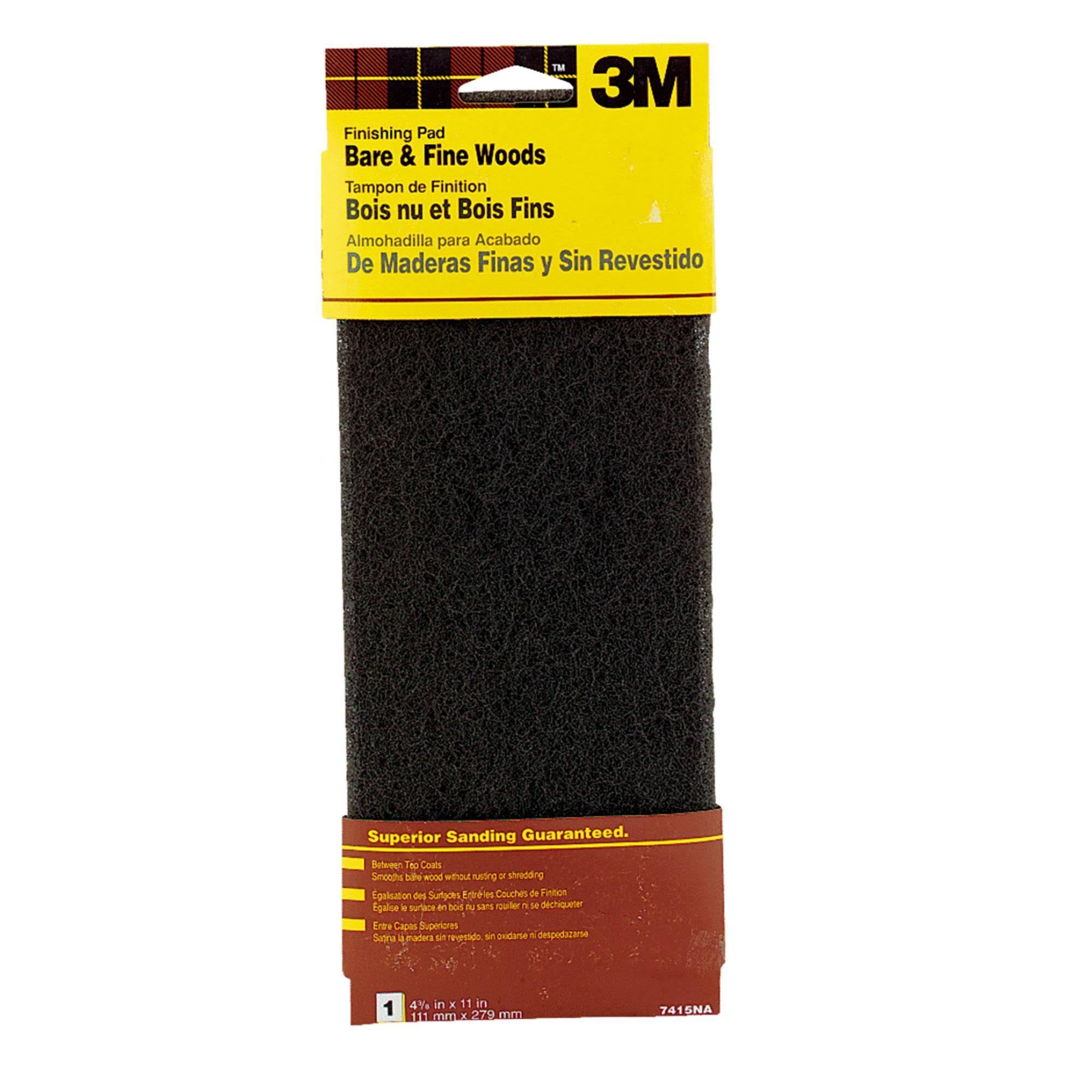 3M Wood Finishing Pad