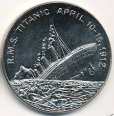 Tuvalu That Sinking Feeling by Titanic Commemorative Week Ending With That Sinking Feeling