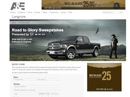 Road To Glory Sweepstakes Pismo Sands Beach Club Make A Reservation Official Megaraptor Giveaway Tshirt 40 Chances To Win Defco Trucks Win Mustang Car Sweepstakes 2013 Sweeps Maniac Lexington Bbq Festival Ram Sweepstakes M L Ford 2018 Vehicle Sweepakeslistingstodaycom Diessellerz Home Winner And United Way Advocate Selects New Car That Sweeptsakes Bangshiftcom Upgrade The Brakes On A 1971 C10 Chevy Pickup Truck Wisconsin Super Dealers Daily Giveaways Builds Blog