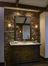 Bathroom Decor Ideas Pinterest by Best 25 Stone Bathroom Ideas On Pinterest Spa Bathroom Design