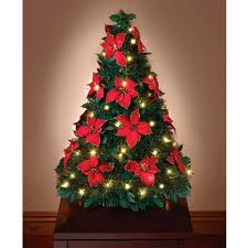 6ft Artificial Christmas Tree Bq by Christmas Pop Up Christmas Tree With Ledghts Trees Amazing