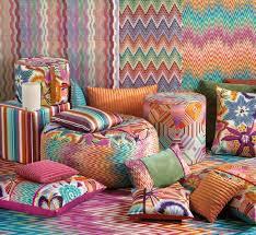 100 Missoni Sofa Neda Pillow Home