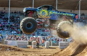 100 Monster Truck Pulls Central Coast Motorsports Spectacular