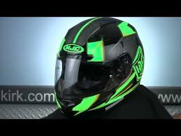 Hjc Cl 17 Chin Curtain Canada by Hjc Cl 17 Striker Helmet Youtube