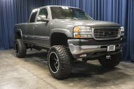 Used Lifted 2002 GMC Sierra 2500HD 4x4 Truck For Sale - Northwest ... Wheel Offset 2002 Gmc Sierra 1500 Super Aggressive 3 5 Suspension Gmc Step Side Red Wwwrichardsonautosalescom Denali Wikipedia Sierra 2500hd Plow Truck Automatic Low Miles Affordablemec Paulsobj Classic Extended Cab Specs Photos Question Signal Light Swap To Regular Louisiana Photo Image Gallery Topkick C6500 Mechanic Service Truck For Sale 97071 2500 Slt 4dr Lifted Diesel 66l Duramax For Sale Used 4 Door Cab Extended At Rockys Mesa Httpswwwnceptcarzcomimagesgmc2002 Information And Photos Zombiedrive
