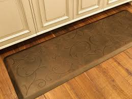 Decorative Cushioned Kitchen Floor Mats by Beautiful Kitchen Padded Mats And 11 Bathroom Rugs Target Costco