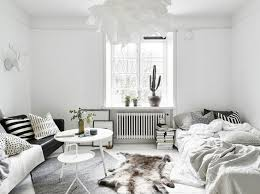 Only Deco Lo Ve Beautiful Small Scandinavian Student Apartment