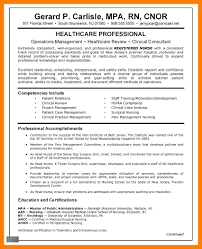 Nurse Resume Examples Or Example Of New Graduate Free Sample For Registered Position