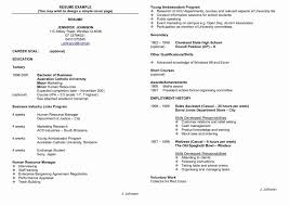 Part Time Job Resume Templates Best Of Example N Examples Resumes College Student Medium