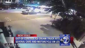 VIDEO: Out-of-control Ice Cream Truck In Manhattan   6abc.com Big Gay Ice Cream Wikipedia Man 1995 Imdb Full Truck Box Of 48 Num Noms Surprise Blind Bag Cups Eye Candy The Delivers These Cool Treats Video Formation And Uses Kids Youtube Fire Engine Red 0736 C Flickr Search Between Bench Helicopter Fortnite Br Week 4 Challenges Where To Find Trucks In Amazoncom Teach Colors With Street Vehicles Toys Us Military Confirms Jade Helm 15 Is About Infiltration Of America June 11 2011 Dancing Man Hit By Ice Cream Truck Los Angeles Times