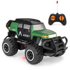 100 Best Rc Monster Truck Choice Products Kids Mini OffRoad 4x4 RC Military