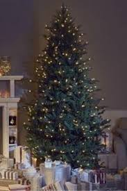 7FT SANTAS BEST NATURAL PRE LIT LED LIGHTS CHRISTMAS TREE REMOTE CONTROL Sb3