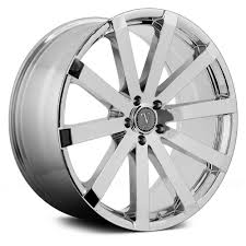 100 20 Inch Truck Rims Amazoncom Velocity VW12 Chrome Wheels Only Set Of