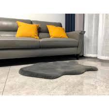 resital the voice of carpet fellteppich soft 7000 fell fellförmig 30 mm höhe kunstfell wohnzimmer