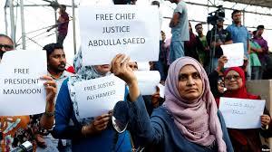 un siege social un says rule of siege in maldives crisis