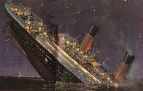 Titanic Sinking Simulation Free by Titanic Sinking Lots Of Controversy Some Saw The Stern Went 90