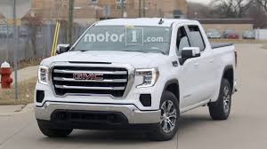 100 Gm Truck This Is What The Cheaper 2019 GMC Sierra SLE Looks Like