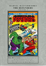 Marvel Masterworks The Defenders