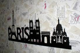 paris themed bathroom wall decor office and bedroom