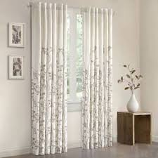 Chiffon Curtains Online India by Floral Curtains U0026 Drapes For Less Overstock Com