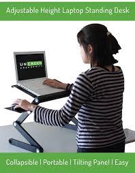 amazon com uncaged ergonomics workez cool adjustable height