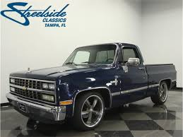 1986 Chevrolet Silverado For Sale | ClassicCars.com | CC-1029120