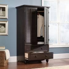Sauder Harbor View Dresser And Mirror by Sauder Homeplus Wardrobe Cabinet I Like The Idea Of A Wardrobe