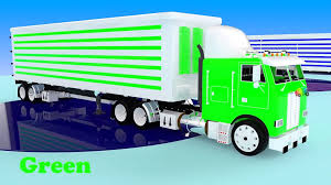 100 Trucks Videos For Kids For Children To Learn Colors Videos For Kids