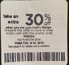 Kohls 30% OFF Coupon Code February 2019!... - Kohls 30 Off ... Official Kohls More Deal Chat Thread Page 1266 Cardholders Stacking Discounts Home Slickdealsnet 30 Off Coupon Code In Store And Online August 2019 Coupons Shopping Deals Promo Codes January 20 Linda Horton On Twitter Uh Oh Im About To Enter The Coupon 10 Off 25 Cash Wralcom Calamo Saving Is Virtue 16 On Average Using April 2018 In Store Lifetouch Code Cyber Monday Sales Deals 20 Tablet Pc Samsung Galaxy Note 101 16gb Off Free Shipping