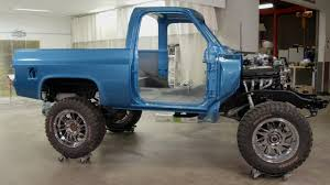 100 Blazer Truck The Klassy K5 Is Back And Goes Into The Paint Booth