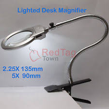 magnifying desk l ebay