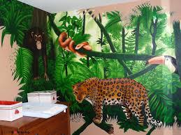 chambre bebe jungle chambre bébé jungle et decoration chambre bebe theme collection