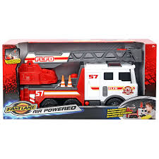 FAST LANE - AIR POWERED FIRE TRUCK | Toys