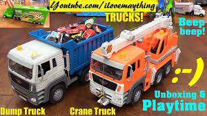 Toy Review: Toy Cars And Trucks! Disney Cars, Driven Dump Truck And ... Pump Action Garbage Truck Air Series Brands Products Sandi Pointe Virtual Library Of Collections Cheap Toy Trucks And Cars Find Deals On Line At Nascar Trailer Greg Biffle Nascar Authentics Youtube Lot Winross Trucks And Toys Hibid Auctions Childrens Lorries Stock Photo 33883461 Alamy Jada Durastar Intertional 4400 Flatbed Tow In Toys Stupell Industries Planes Trains Canvas Wall Art With Trailers Big Daddy Rig Tool Master Transport Carrier Plaque
