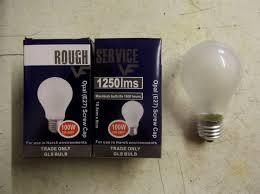 lighting gallery net incandescent ls vf 100w gls