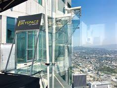 skyspace la at the u s bank tower will include a skyslide